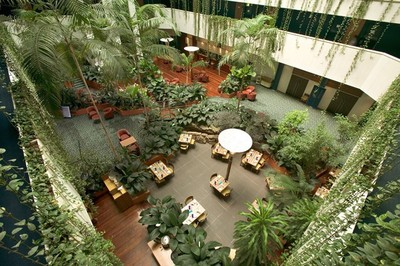 bedroom darwin atrium
