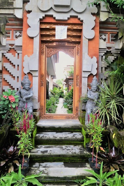 Ubud accommodation