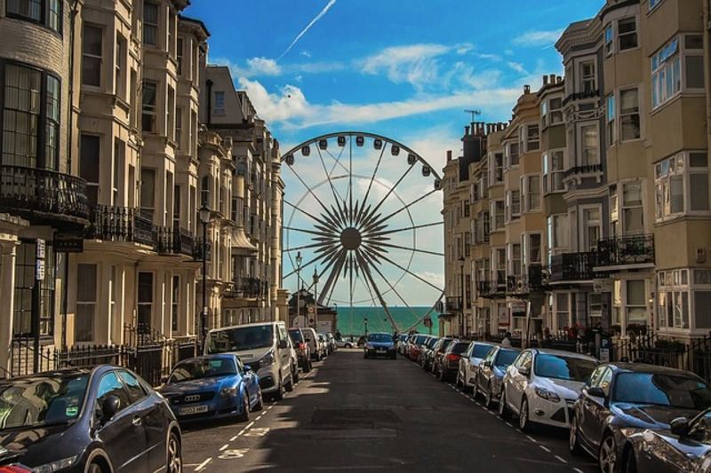 Brighton  - A nice stay in the Brighton Harbour Hotel & Spa