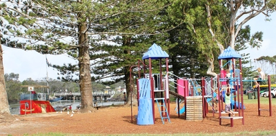 Brunswick Heads Playground