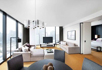 Crown Metropol Melbourne Luxe King Room