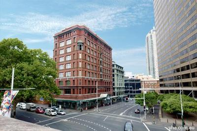 Heritage Listed YHA Sydney Central