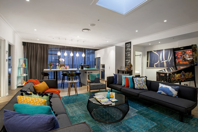 Ovolo Laneways penthouse suite