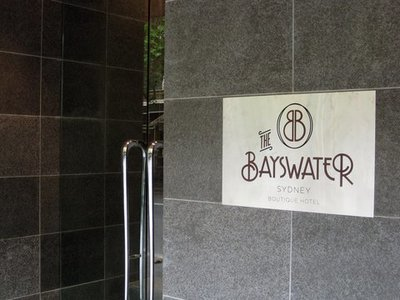 The Bayswater Exterior