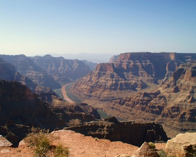 The grand canyon in all its majesty