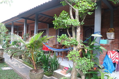 Ubud homestay accommodation