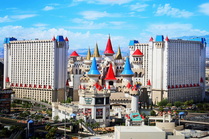 5 Great Kid-friendly Hotels in Las Vegas